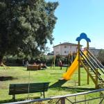 l'area giochi